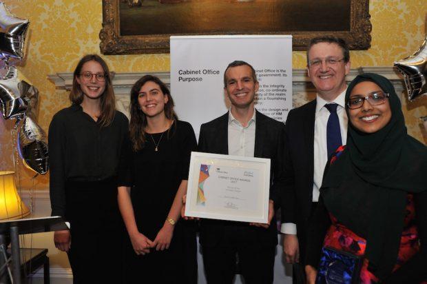 Open Innovation Award